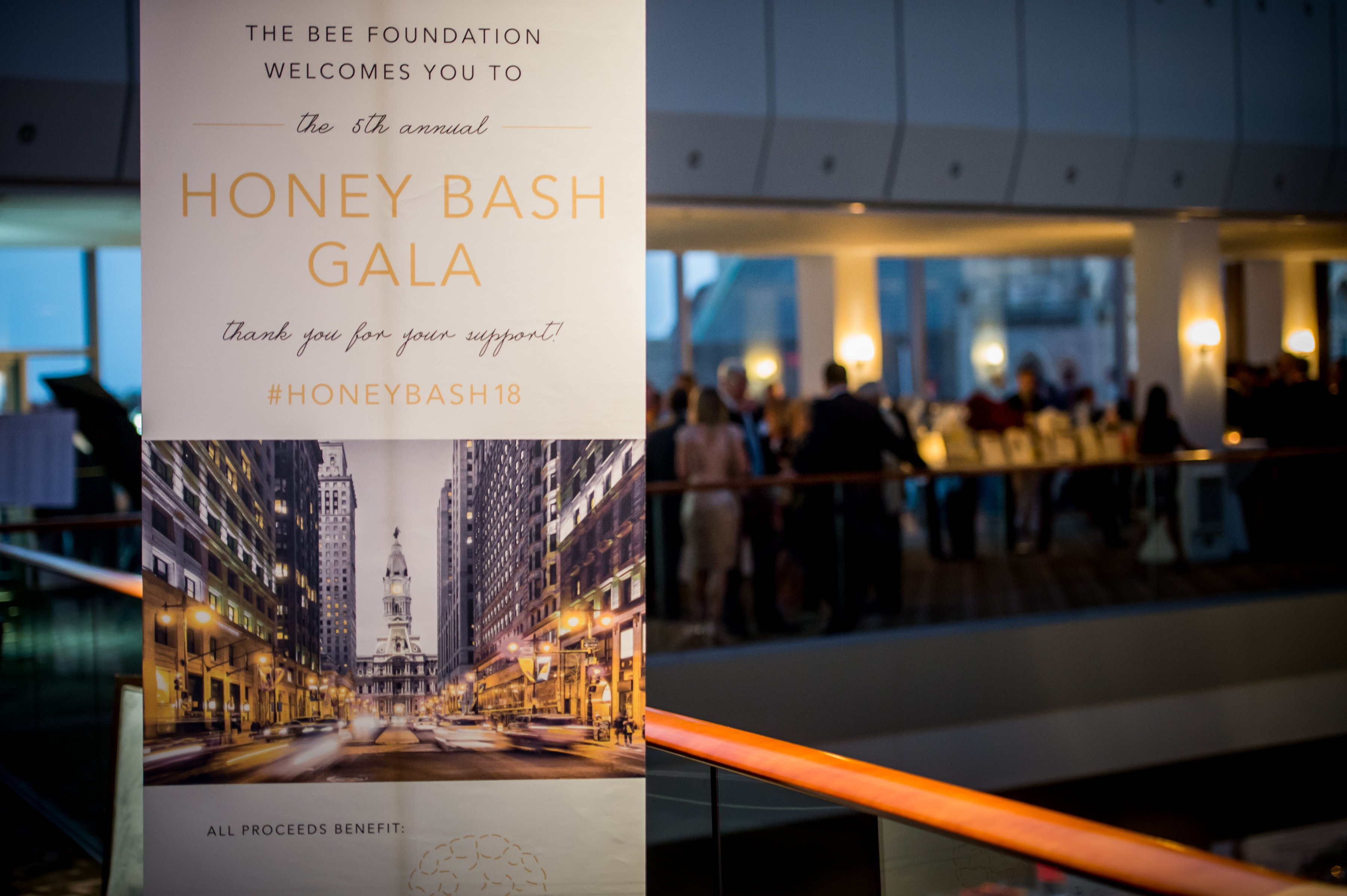 Honey bash 2018 raises a record 175000 for brain aneurysm awareness research