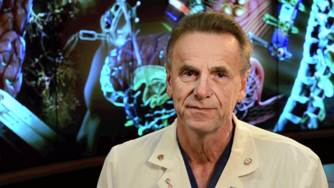 neurosurgeon robert spetzler