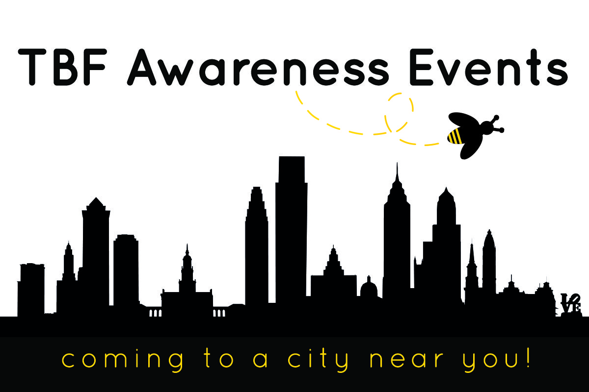 The Bee Foundation Awareness Events